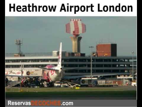 how to get to heathrow airport from london