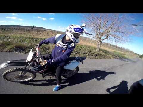JE DOUBLE DEUX MOTO + ENTRAINEMENT WHEELING