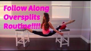 Effective Oversplits Routine