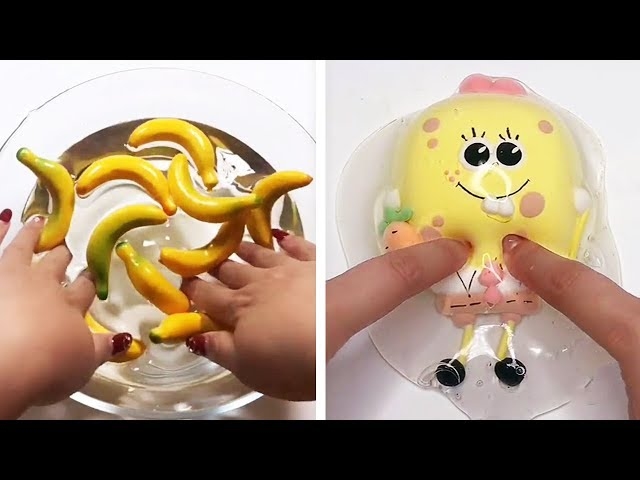 The Most Satisfying Slime ASMR Videos | Relaxing Oddly Satisfying Slime 2019 | 306