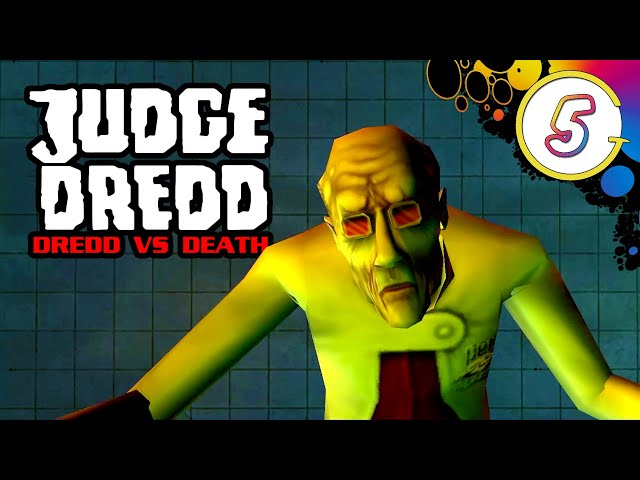 Call Me Daddy Dredd | Judge Dredd: Dredd vs Death Gameplay Part 5