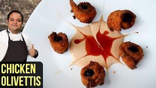 Chicken Olivettis - Crispy Chicken Starter Recipe - Today's Special With Shantanu