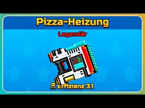 Pizza-Heizung im Test! Was ist das? | Pixel Gun 3D [Deutsch]