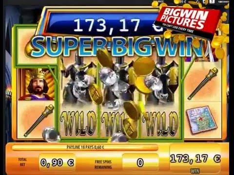 Black Knight Slot - MEGA BIG WIN!