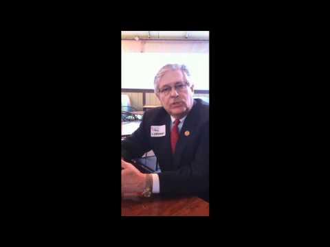 Rep. Paul Workman at CALACTX Breakfast