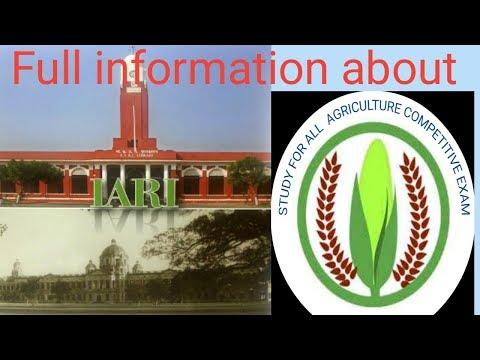 IARI full information