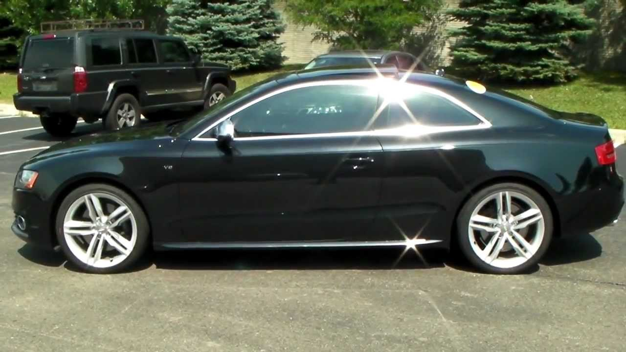 2010 audi s5 quattro with prestige package youtube. Black Bedroom Furniture Sets. Home Design Ideas