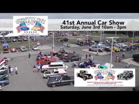 Gentilini Ford St Annual Antique Car Truck Show South Jersey - Gentilini ford car show 2018