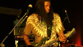Bernard Allison   The Way Love Was Meant To Be &  Voodoo Child   Kulturbastion Torgau