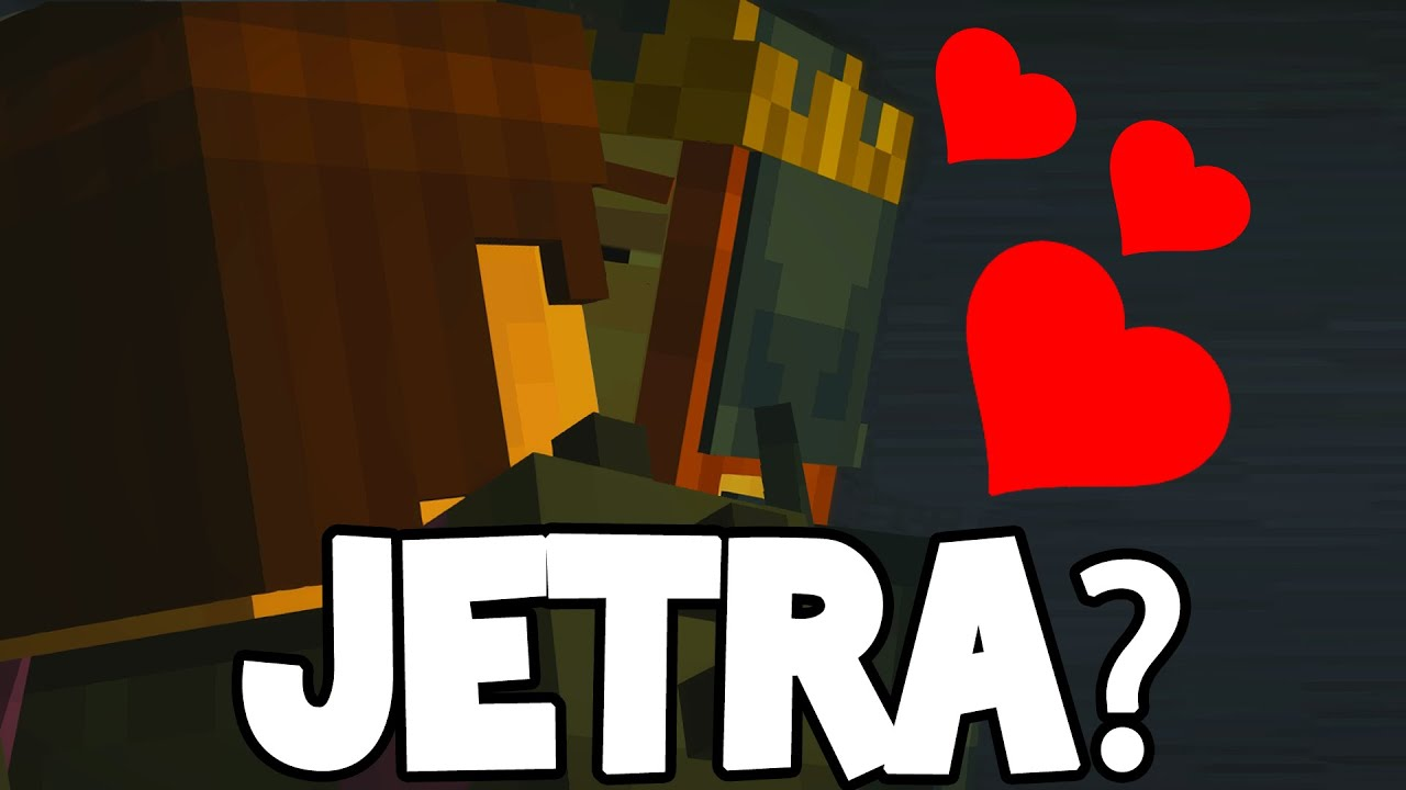 Minecraft Story Mode Will Jesse Love Petra Jetra
