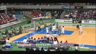 ウィンターカップ2010 / 三位決定戦 / 京北vs市立船橋 thumbnail