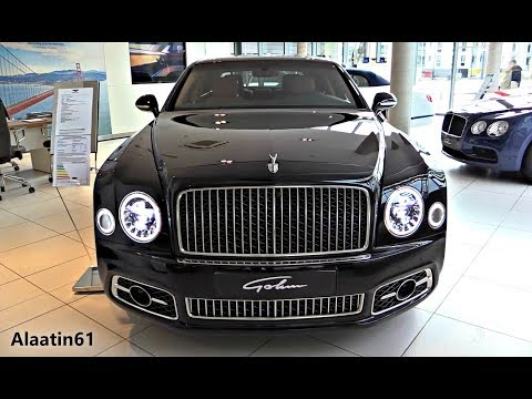 Bentley Mulsanne 2018 NEW FULL Review Interior Exterior Infotainment