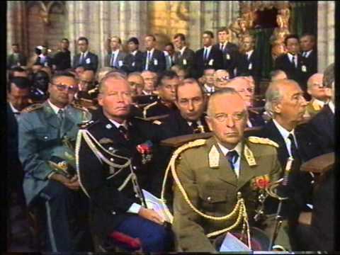Begrafenis Koning Boudewijn