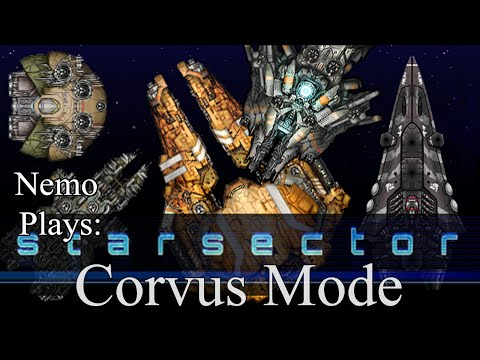 Nemo Plays: Starsector (Corvus Mode) #56 - The Odyssey, The Iliad and The D'Oh