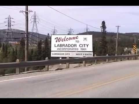 Labrador City Road Trip