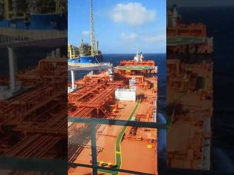 Offshore loading Fpso - Shuttle Tanker