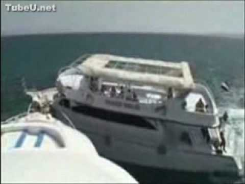 Massive yacht collision and destruction youtube - Difference between starboard and port ...