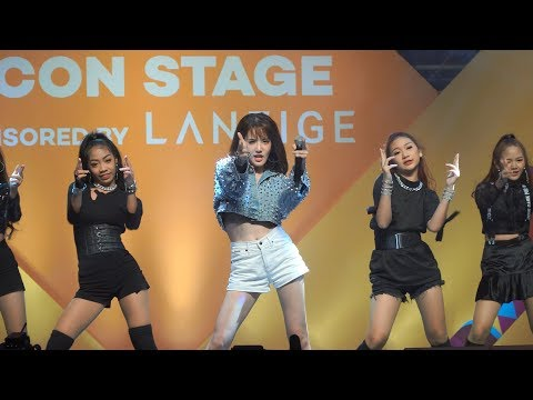 180929 Grand - DDU-DU DDU-DU (BLACKPINK) @ [KCON 2018 THAILAND] Thai Star who loves korea