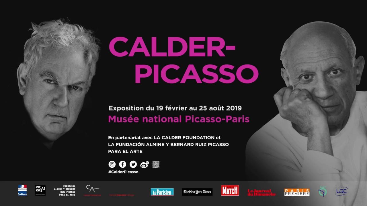 Calder-Picasso   Musée Picasso Paris