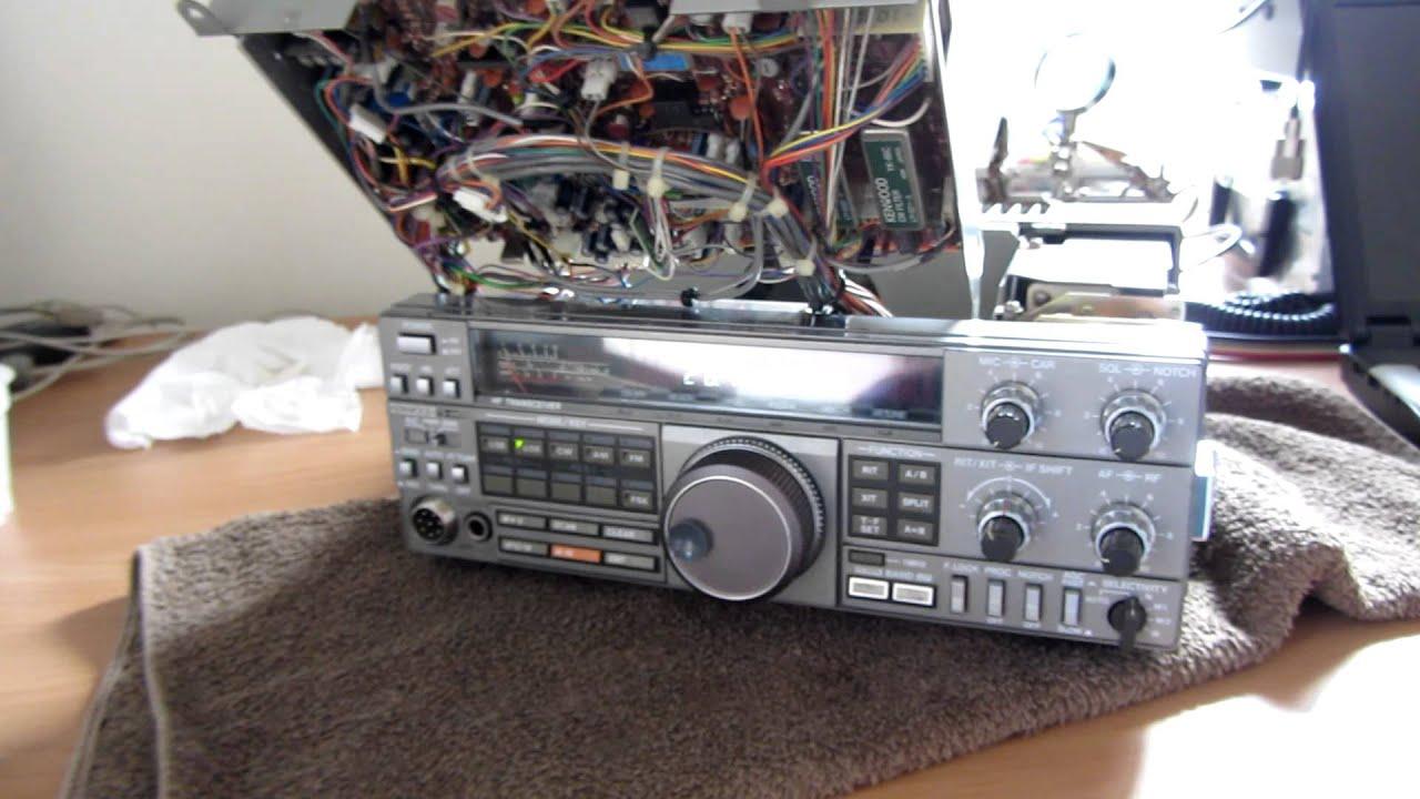 Solve Kenwood TS-440S problem