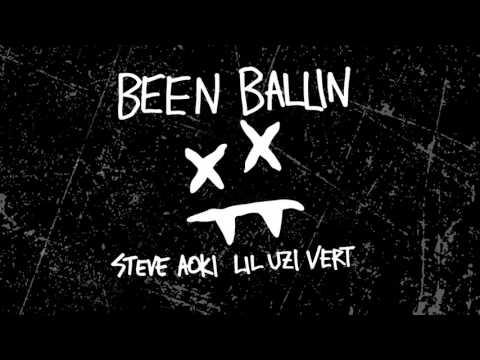 Steve Aoki - Been Ballin feat. Lil Uzi Vert (Cover Art) [Ultra Music]