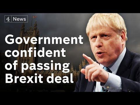 Boris Johnson insists