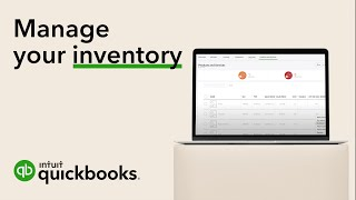 How to manage inventory in QuickBook Online