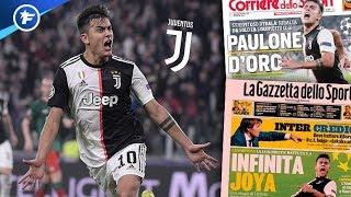 Paulo Dybala sauve la Juve et met le feu à l'Italie | Revue de presse