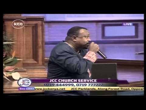 JCC Sermon; Bishop Alan Kiuna's Moving sermon on 17th August 2014