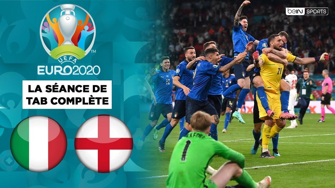 Download EURO 2020 : Italie - Angleterre, la séance de TAB complète