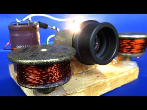 experiment-free-energy-project-diy-using-dc-motor-electric-2018-at-home---free-energy-100%