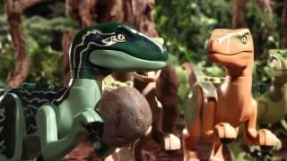 Little Arms...Big Feet - LEGO Jurassic World - Fan Creation