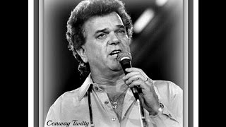 Watch Conway Twitty Look Into My Teardrops Single video