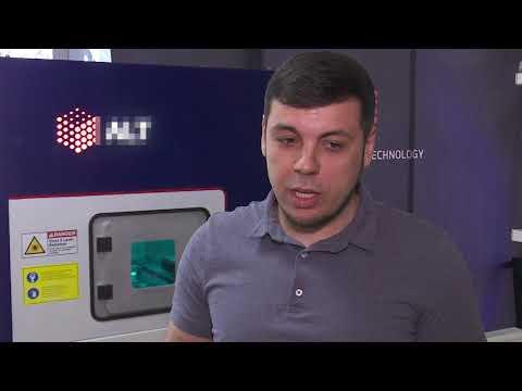 У Дніпрі команда інженерів розробила унікальний 3D принтер