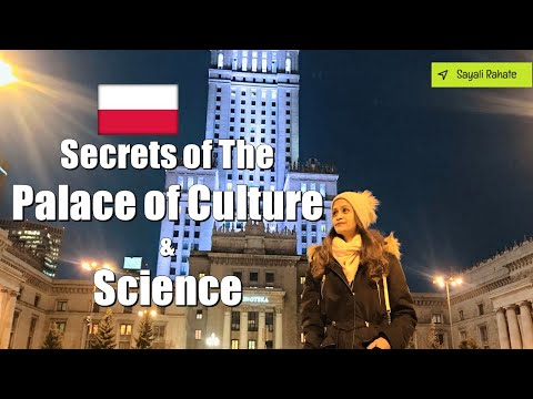 Secrets Of Palace Of Culture Warsaw Poland |Soviet Palace |Tallest Building |Things To Do In Warsaw