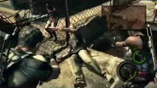 resident evil 5 online multiplayer co-op for pc gameplay 2