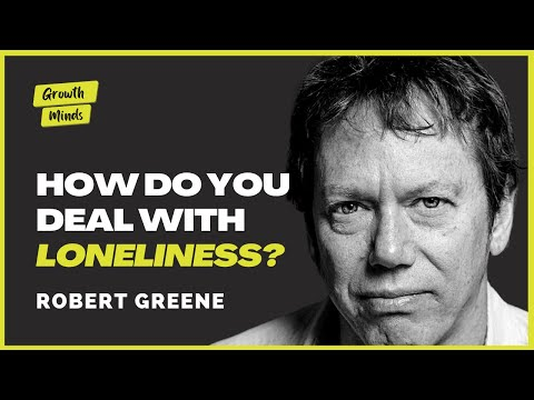 How Robert Greene Deals With Loneliness, 50 Cent Partnership, and 48 Laws of Power