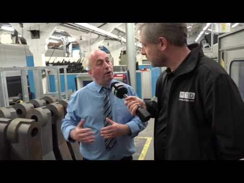 Holford Engineering Show Off Their Machine Shop