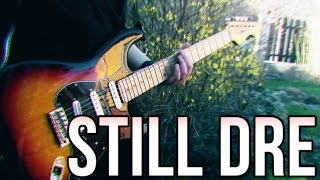 DR. DRE - STILL DRE [instrumental metal cover] by NCFreex Video