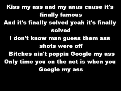 Dance ass big sean lyrics