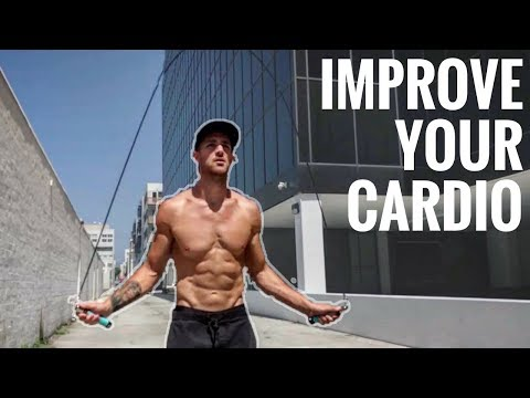 How To Increase Cardio Endurance With Jump Rope