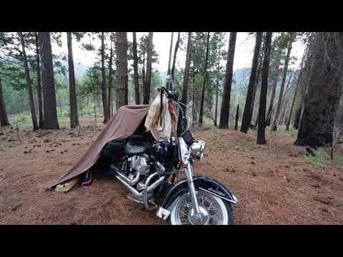 What is Biker Bushcraft