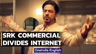 SRK Diwali commercial supports local business, divides internet again | Oneindia News