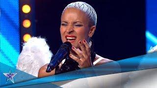 LLORA al CANTAR al AMOR de su vida tras su fallecimiento | Audiciones 7 | Got Talent España 5 (2019)
