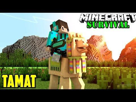 Minecraft Survival TeguhTEAM Episode 100 BAGI-BAGI MAP