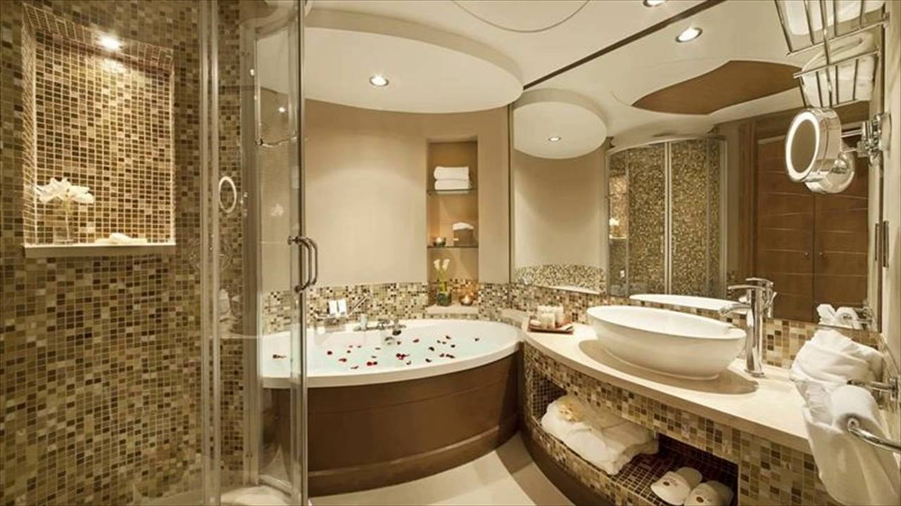 Beautiful Bathroom Amusing Beautiful Bathrooms  Youtube Design Ideas