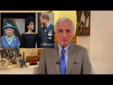 Почему принц Гарри и Меган бегут из Англии?