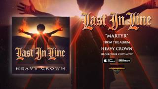 Last In Line - Martyr (Official Audio)
