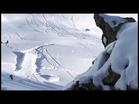 Rory Bushfield - Backcountry Slopestyle run 1 (Tim Dutton Alternate) - Swatch Skiers Cup 2013