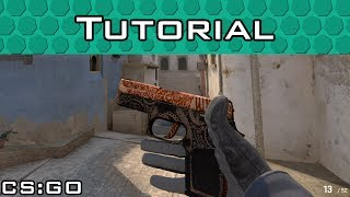 p250 Tutorial Counter-Strike: Global Offensive